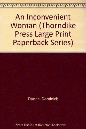 9780816150809: An Inconvenient Woman (Thorndike Press Large Print Paperback Series)