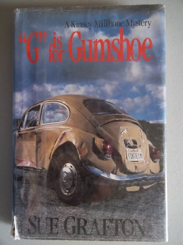 9780816150908: G Is for Gumshoe (G K Hall Large Print Book Series)