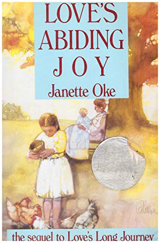 9780816150939: Love's Abiding Joy (G.K. HALL LARGE PRINT PAPERBACK SERIES)