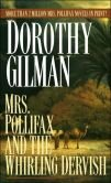 9780816151196: Mrs Pollifax and the Whirling Dervish (G K Hall Large Print Book Series)