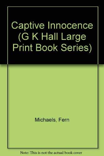 9780816151226: Captive Innocence (G K Hall Large Print Book Series)