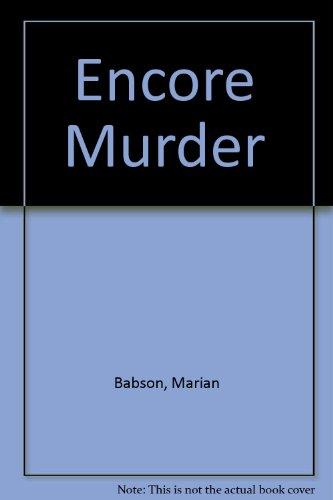 9780816151394: Encore Murder