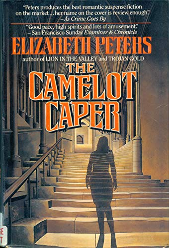 9780816151653: The Camelot Caper (G K Hall Large Print Book Series)