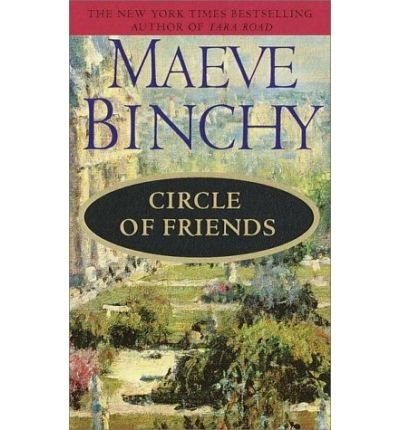 9780816152070: Circle of Friends (G K Hall Large Print Book Series)
