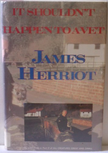 9780816152094: It Shouldn't Happen to a Vet (G K Hall Large Print Book Series)