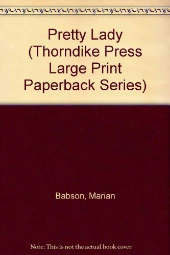 9780816152568: Pretty Lady (Thorndike Press Large Print Paperback Series)