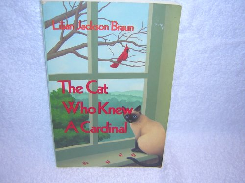 9780816152797: The Cat Who Knew a Cardinal (Thorndike Press Large Print Paperback Series)