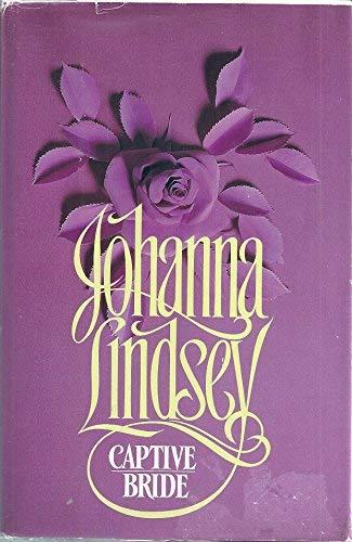 Captive Bride (G K Hall Large Print Book Series): Lindsey, Johanna