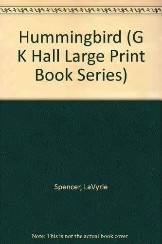 9780816152957: Hummingbird (G K Hall Large Print Book Series)