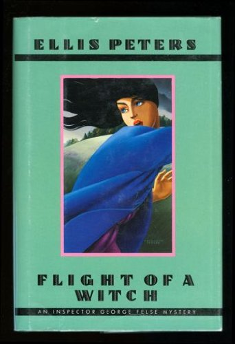 9780816153152: Flight of a Witch (G K Hall Large Print Book Series)