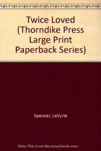 9780816153251: Twice Loved (Thorndike Press Large Print Paperback Series)