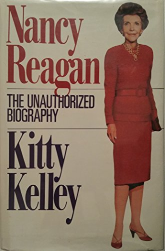 9780816153350: Nancy Reagan: The Unauthorized Biography (G K Hall Large Print Book Series)