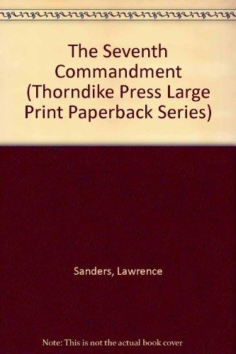 9780816153428: The Seventh Commandment (Thorndike Press Large Print Paperback Series)