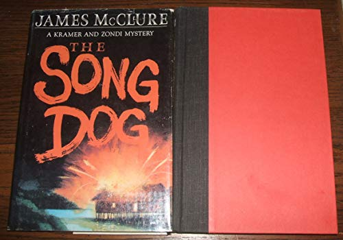 9780816153442: The Song Dog (G K Hall Large Print Book Series)