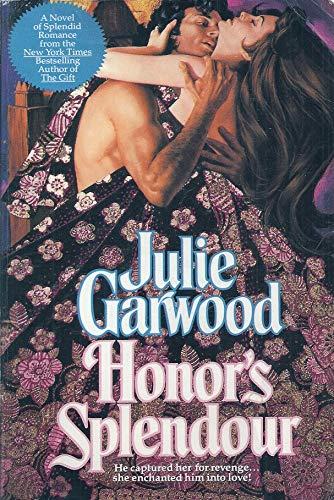 9780816153909: Honor's Splendour (Thorndike Press Large Print Paperback Series)