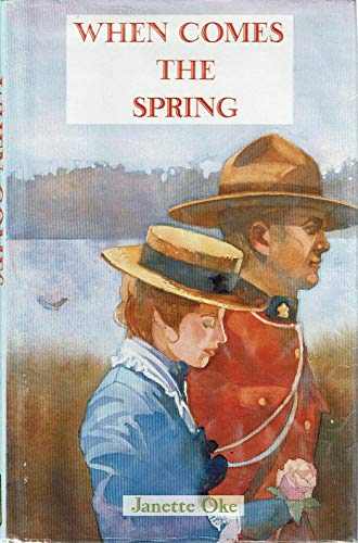 9780816153954: When Comes the Spring (G K Hall Large Print Book Series)
