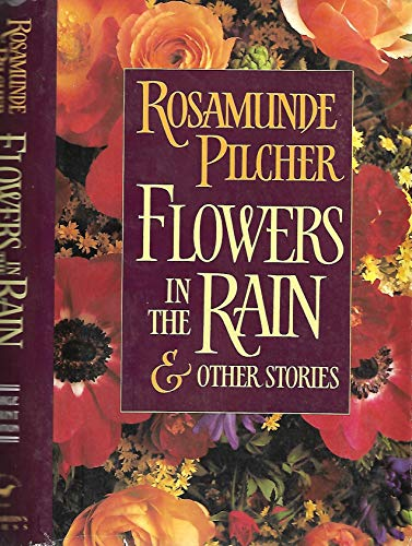 9780816154104: Flowers in the Rain & Other Stories (G K Hall Large Print Book Series)