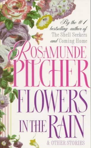 9780816154111: Flowers in the Rain: And Other Stories (G.K. Hall Large Print Book Series)