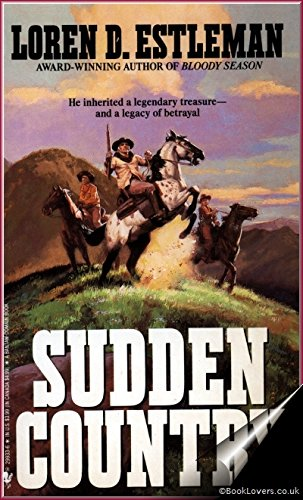 9780816154296: Sudden Country
