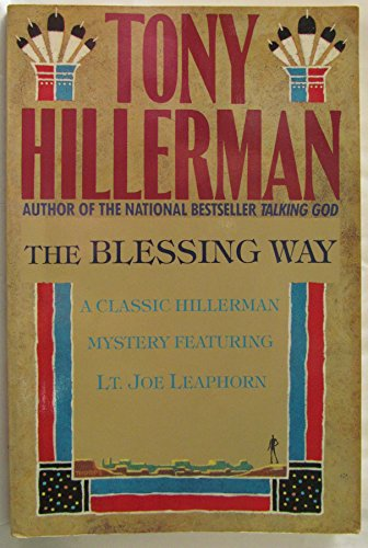The Blessing Way (Thorndike Press Large Print Paperback Series): Hillerman, Tony