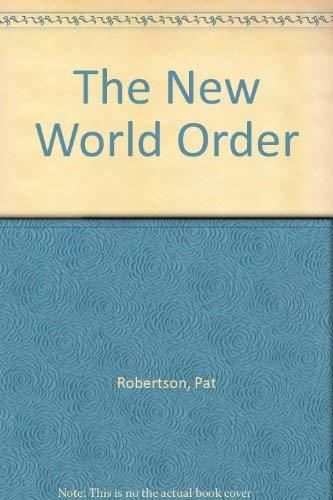 9780816154418: The New World Order (Thorndike Press Large Print Paperback Series)