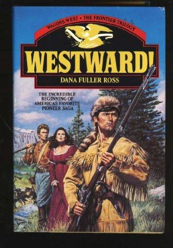 9780816154487: Westward! (G.K. HALL LARGE PRINT BOOK SERIES)