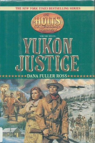 9780816154876: Yukon Justice (G K Hall Large Print Book Series)