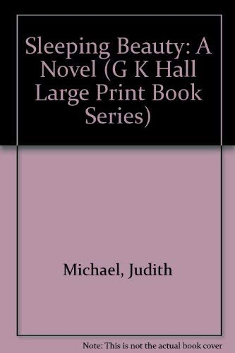 9780816154906: Sleeping Beauty: A Novel (G K Hall Large Print Book Series)