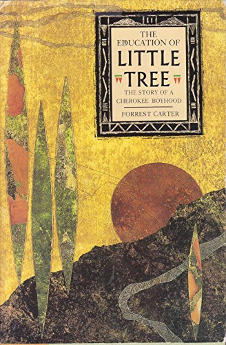 9780816154968: The Education of Little Tree (G K Hall Large Print Book Series)
