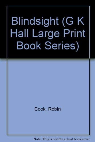 9780816155187: Blindsight (G K Hall Large Print Book Series)