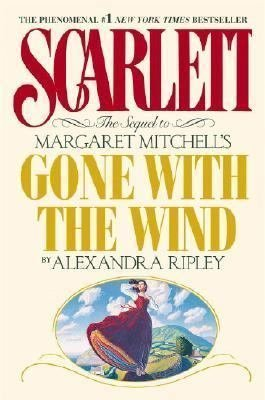 9780816155279: Scarlett: The Sequel to Margaret Mitchell's Gone With the Wind (G K Hall Large Print Book Series)