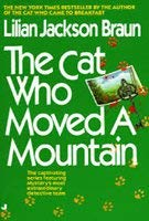 9780816155514: The Cat Who Moved a Mountain (Thorndike Press Large Print Paperback Series)