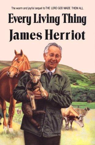 Every Living Thing (Thorndike Paperback): Herriot, James