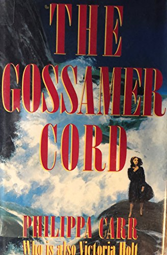 9780816156139: The Gossamer Cord (G K Hall Large Print Book Series)