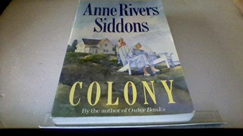 9780816156160: Colony