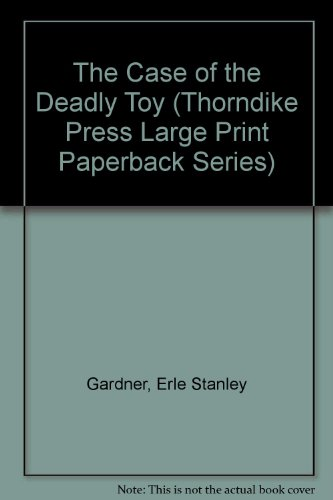 9780816156320: The Case of the Deadly Toy