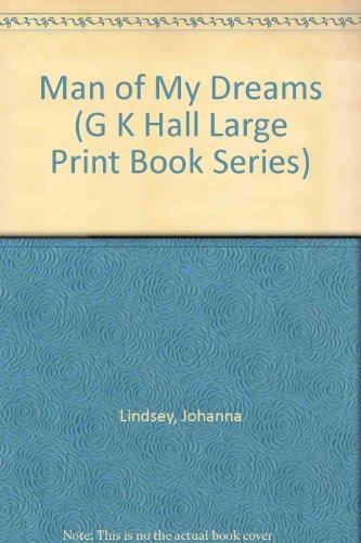 9780816156351: Man of My Dreams (G K Hall Large Print Book Series)