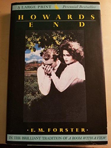 Howards End (G K Hall Large Print: E. M. Forster
