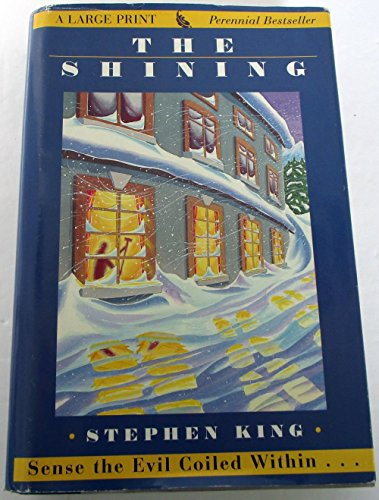 The Shining (G K Hall Large Print Book Series): King, Stephen