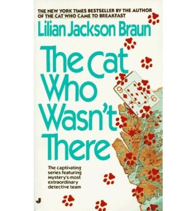 9780816156948: The Cat Who Wasn't There (Thorndike Press Large Print Paperback Series)