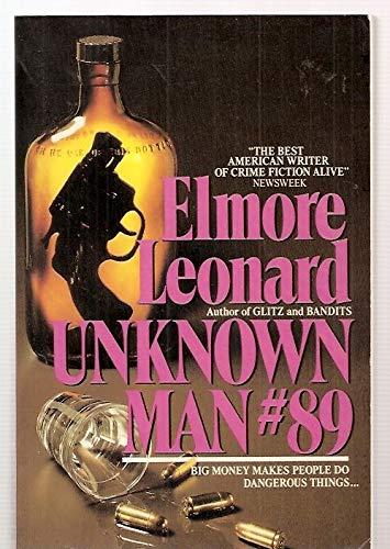 9780816156962: Unknown Man #89 (G K Hall Large Print Book Series)