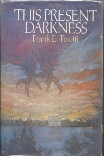9780816156986: This Present Darkness (G K Hall Large Print Book Series)