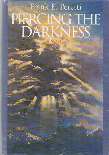 9780816156993: Piercing the Darkness (G K Hall Large Print Book Series)
