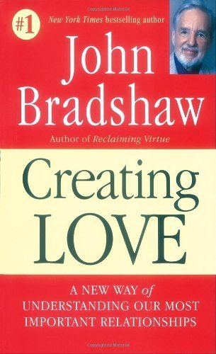 9780816157297: Creating Love: The Next Great Stage of Growth (G.K. Hall Large Print Book Series)