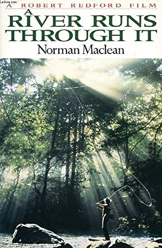 9780816157358: A River Runs Through It: And Other Stories (Thorndike Press Large Print Paperback Series)