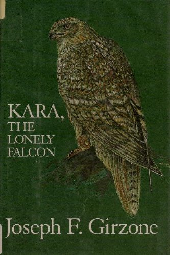 9780816157440: Kara, the Lonely Falcon (G K Hall Large Print Book Series)