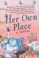 9780816157549: Her Own Place: A Novel (G K Hall Large Print Book Series)