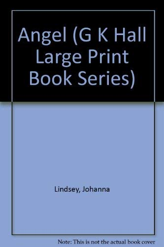 9780816157600: Angel (G K Hall Large Print Book Series)