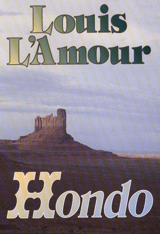 9780816157969: Hondo (Thorndike Press Large Print Paperback Series)