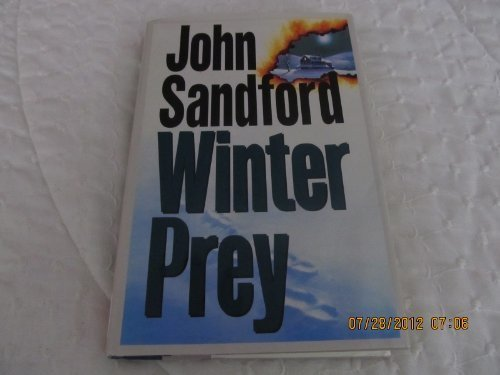 9780816158324: Winter Prey (G K Hall Large Print Book Series)